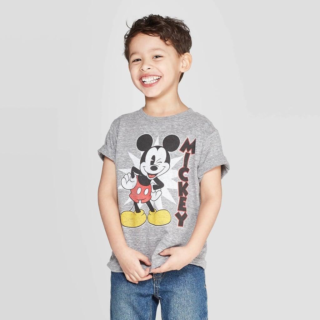 Boys' Disney Short Sleeve T-Shirt