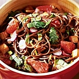 Grapefruit Soba Salad