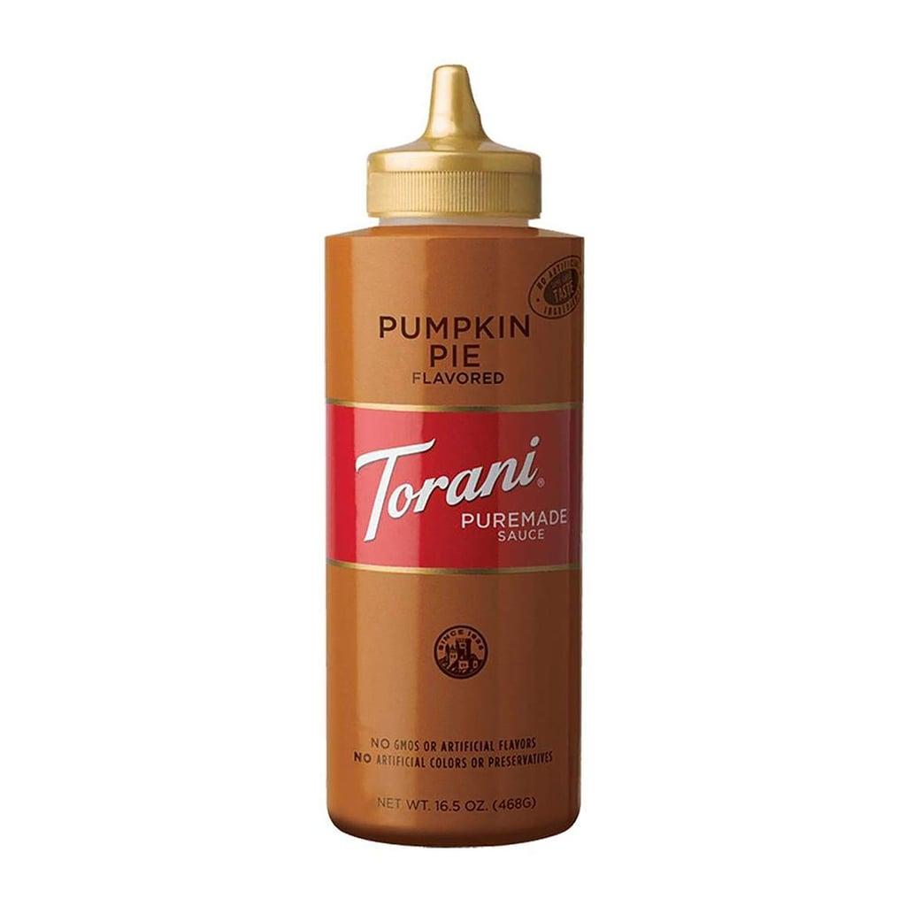 Torani Puremade Pumpkin Pie Sauce