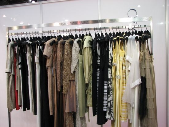 Coterie Tradeshow: Fresh Off The Runway