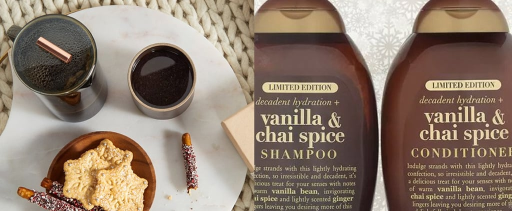 OGX Chai Vanilla Latte Shampoo and Conditioner Review