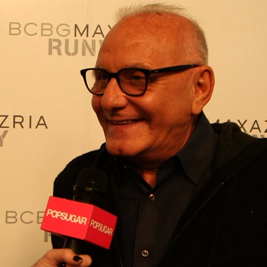 BCBG Max Azria Interview Spring 2012 (Video)