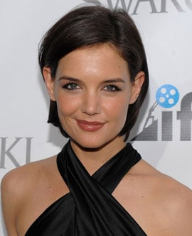 Katie Holmes Joins Guillermo del Toro Project