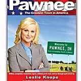 Pawnee: The Greatest Town in America Book ($16)