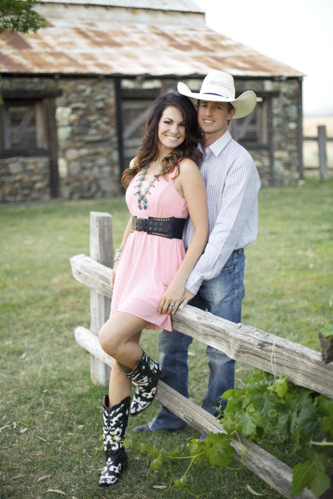 Wyatt and Brittany