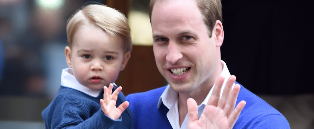Like Father, Like Son: All the Ways Prince William and Prince George Are Two Peas in a Pod