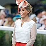 Sophie Countess of Wessex, Royal Ascot 2016
