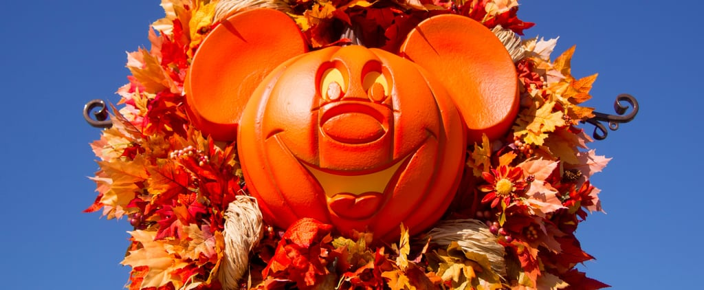 Watch Disney World's Incredible Halloween Transformation Happen Right Before Your Eyes