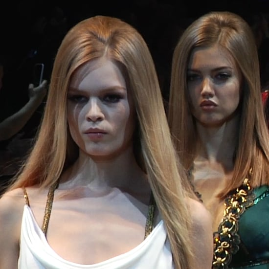 Versace Fall 2014 Runway | Video