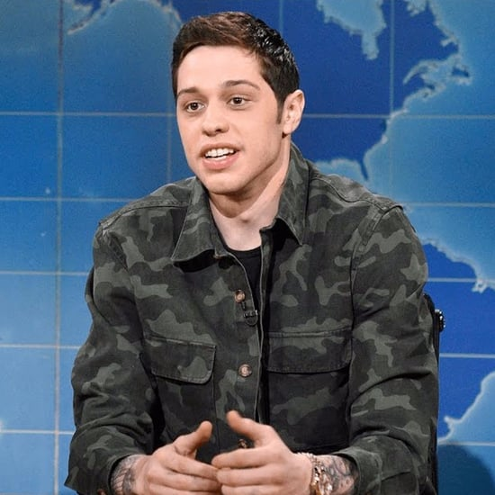 Pete Davidson on SNL Weekend Update March 2017