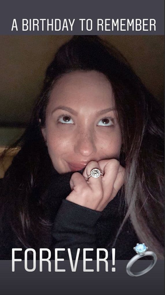 Cheryl Burke's Engagement Ring