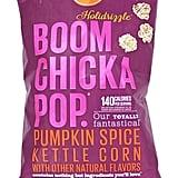 Pumpkin Spice Kettle Corn