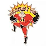 """Mr. Incredible """"Incredible Dad"""" Pin"""