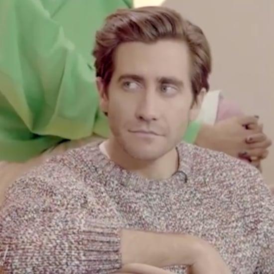 "Jake Gyllenhaal Correcting ""Melancholy"" Pronunciation Video"