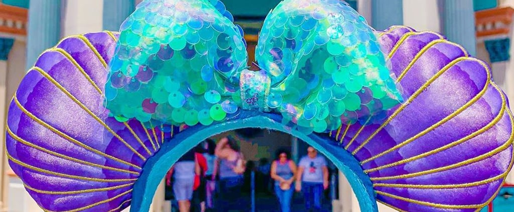 Disney's Little Mermaid Minnie Ears