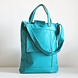 Blue Turquoise Briefcase ($232)