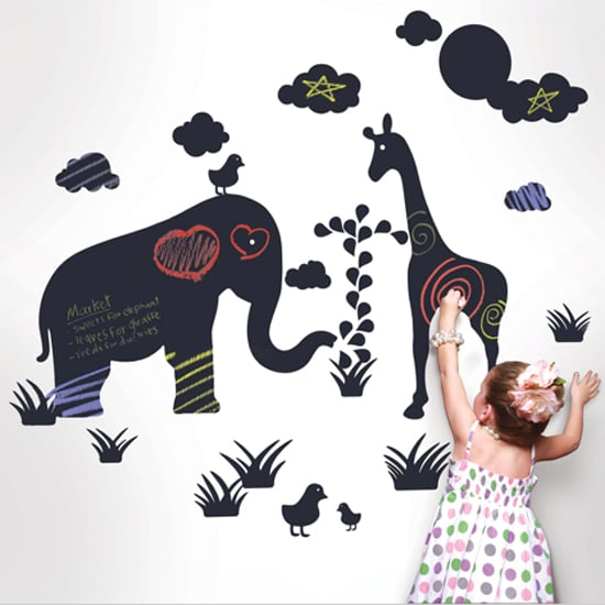 Wallcandy Arts Jungle Wall Decals ($60)
