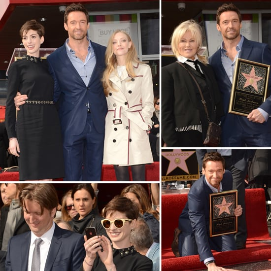 Hugh Jackman Earns Hollywood Walk of Fame Star | Pictures