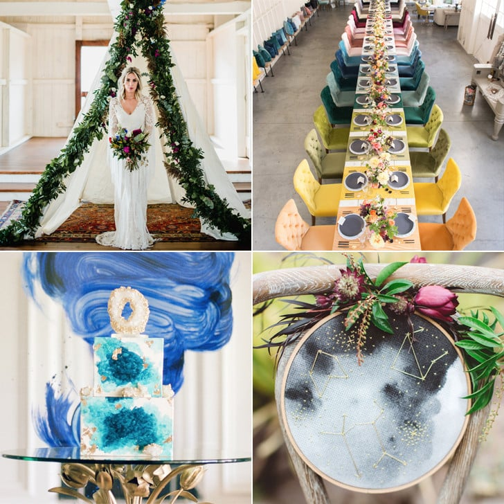 30 Wedding Trends to Look Out For in 2017