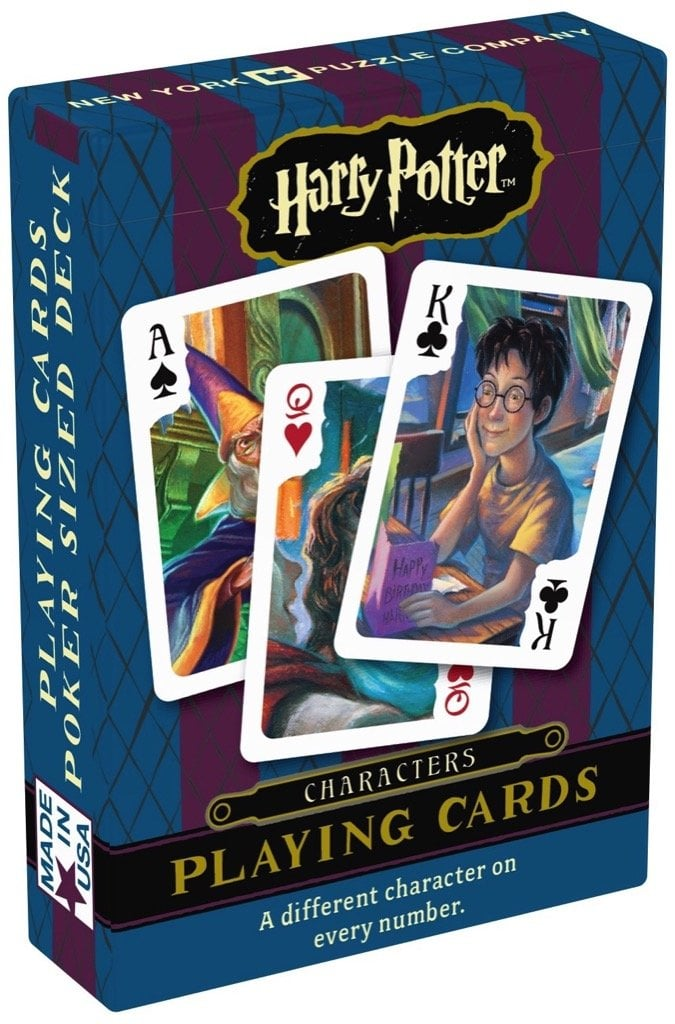 Harry Potter Characters Cards