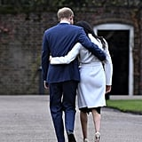 Prince Harry and Meghan Markle, 2017