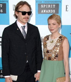 Michelle Williams and Heath Ledger | POPSUGAR Celebrity