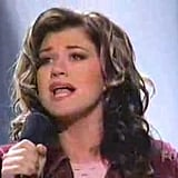"""American Idol Finale, 2002: """"A Moment Like This"""""""