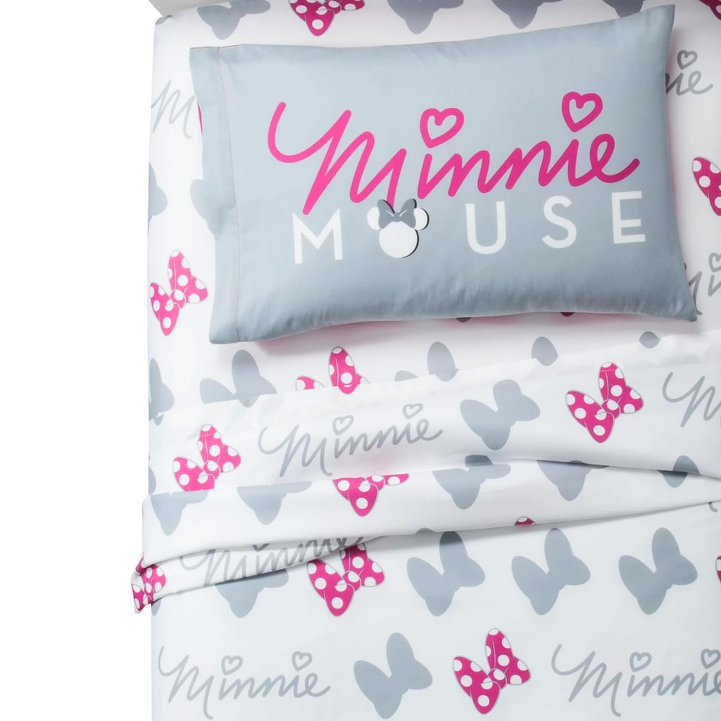 Mickey Mouse & Friends Minnie Mouse Sheet Set