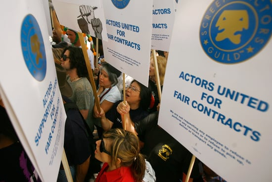 Could There Really Be an Actors' Strike?