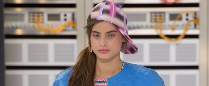 Chanel's '90s-Inspired Runway Beauty Is Straight Out of Saved by the Bell