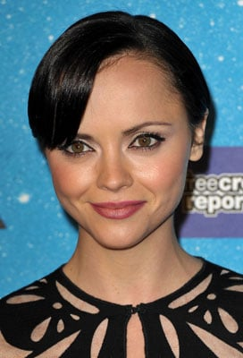 Get Christina Ricci's Rosy Lip Stain, Support a Good Cause