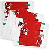 Disney Mickey and Minnie Mouse Holiday Table Runner