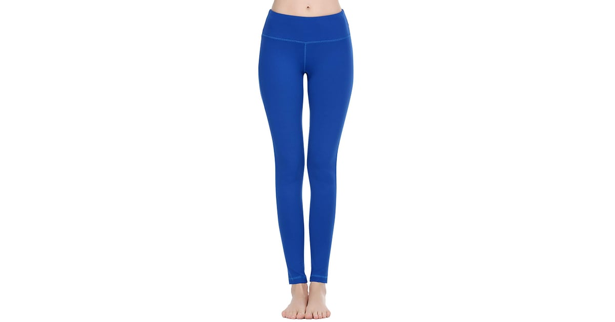 fc81d24350862 Oalka Women Power Flex Yoga Pants | Who Can Resist New Leggings? These  Top-Rated Pairs From Amazon Start at Just $12 | POPSUGAR Fitness Photo 9