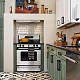 Chalk Paint Kitchen Makeover