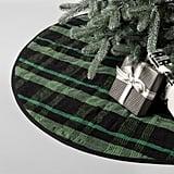 Plaid Tree Skirt ($35)