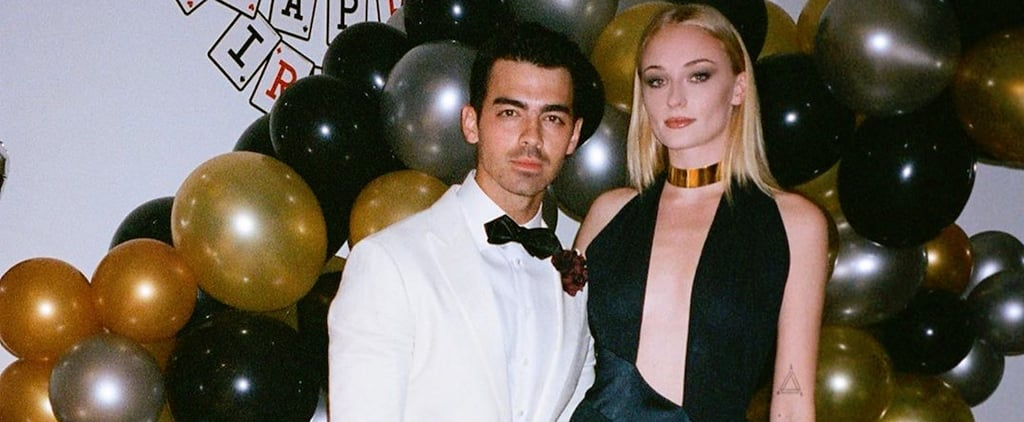 Sophie Turner Dress at Joe Jonas Birthday 2019