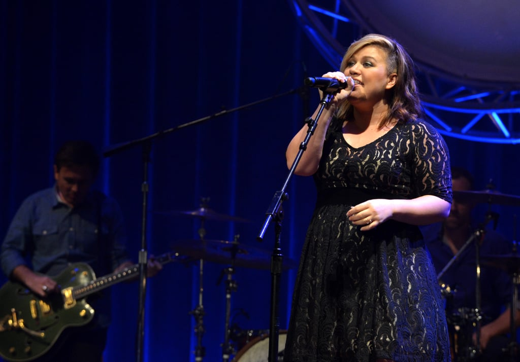 Kelly Clarkson Singing Other People\'s Songs | POPSUGAR Entertainment