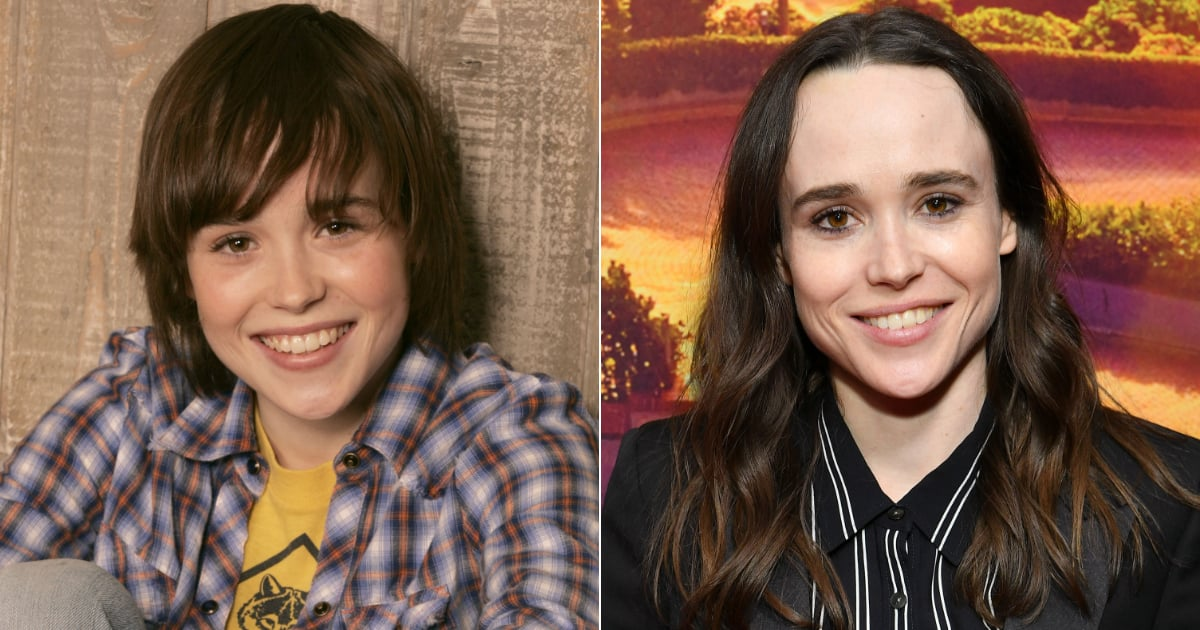 Ellen Page Pictures Over The Years Popsugar Celebrity Uk