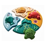 Plan Toys Wooden Marine Puzzle