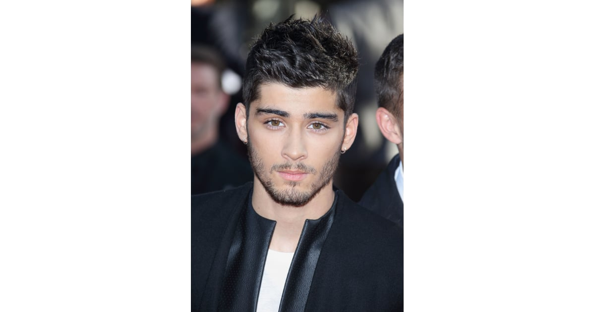 When He Perfected the Smolder Almost Immediately | Zayn ...