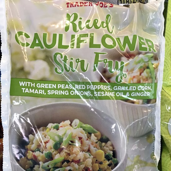 Trader Joe's Riced Cauliflower Stir Fry Review