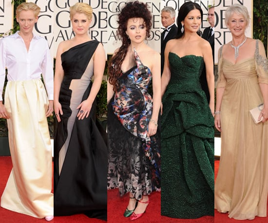 Who is the Best Dressed Brit at the 2011 Golden Globes?