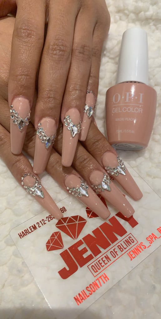 Cardi B's Nails For the 2019 Grammys