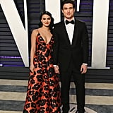 Camila Mendes and Charles Melton