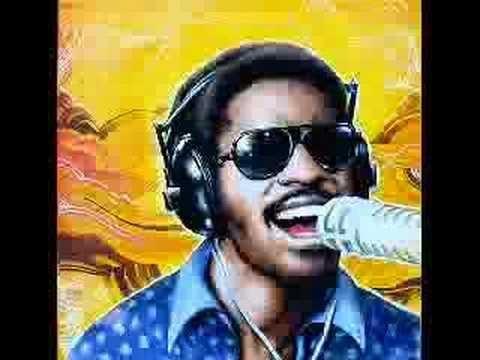 """""""Isn't She Lovely"""" by Stevie Wonder"""