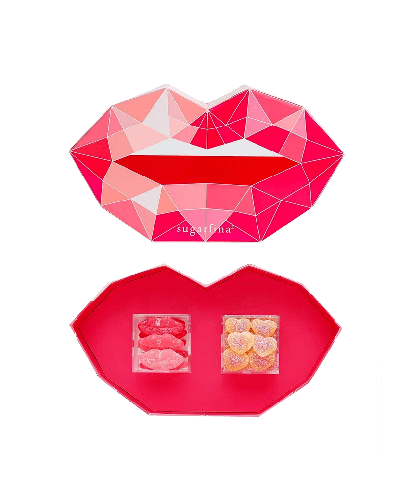 Sugarfina Pucker Up - 2 Piece Candy Bento Box