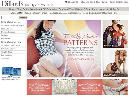 Fab Site: Dillards.com
