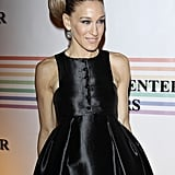 Sarah Jessica Parker was the picture of polish in DC.