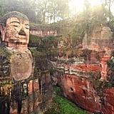 Leshan Giant Buddha, China