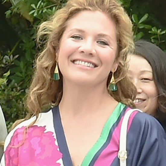 Sophie Trudeau Wears Tanya Taylor in Japan May 2016